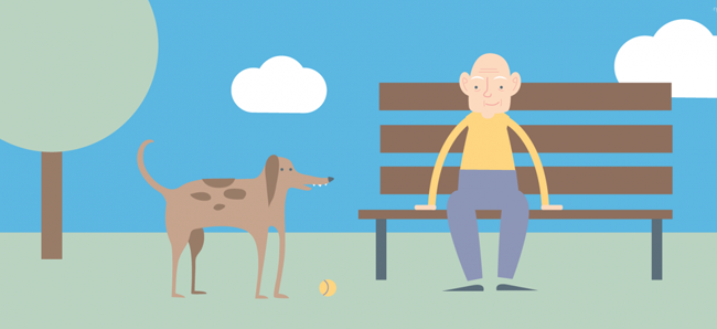 Caring for a Pet When You Have Dementia