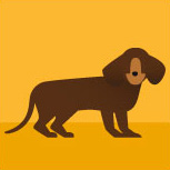 icon-dachshund