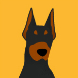 icon-doberman